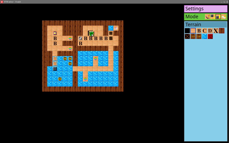 Screenshot of Crumpet interface.